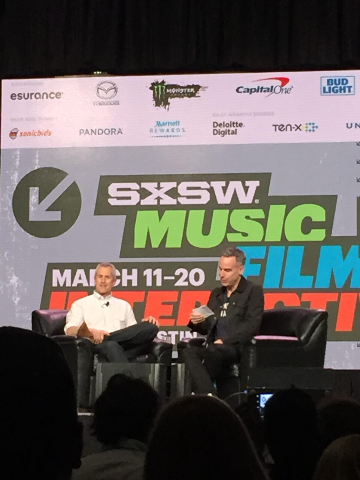 Integrate takes 2016 SXSW Interactive by Storm – Day One Recap