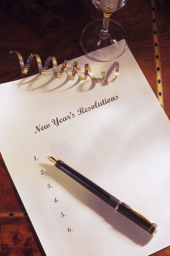 10 Achievable New Year's Resolution Ideas