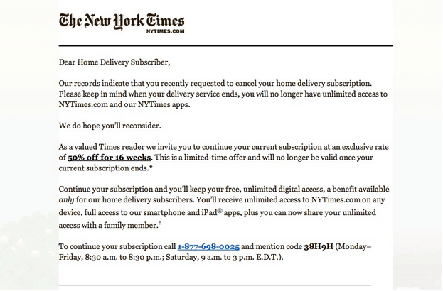 NYT Email